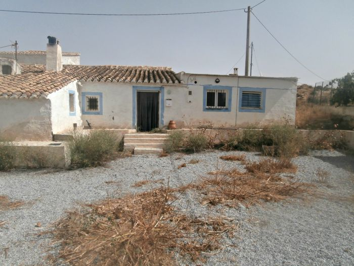 El Hijate Farmhouse & Land Almeria Spain, 56,000 Euros