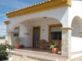 villa smith arboleas, almeria